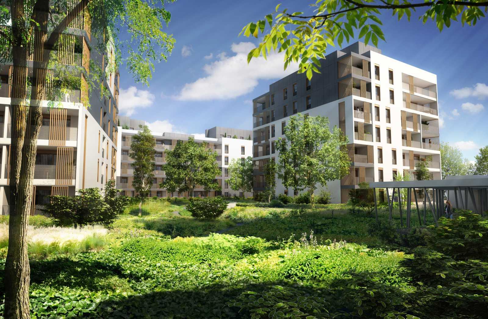 L 39 esplanade sier constructeur immobilier lyon promoteur for Meilleur constructeur immobilier