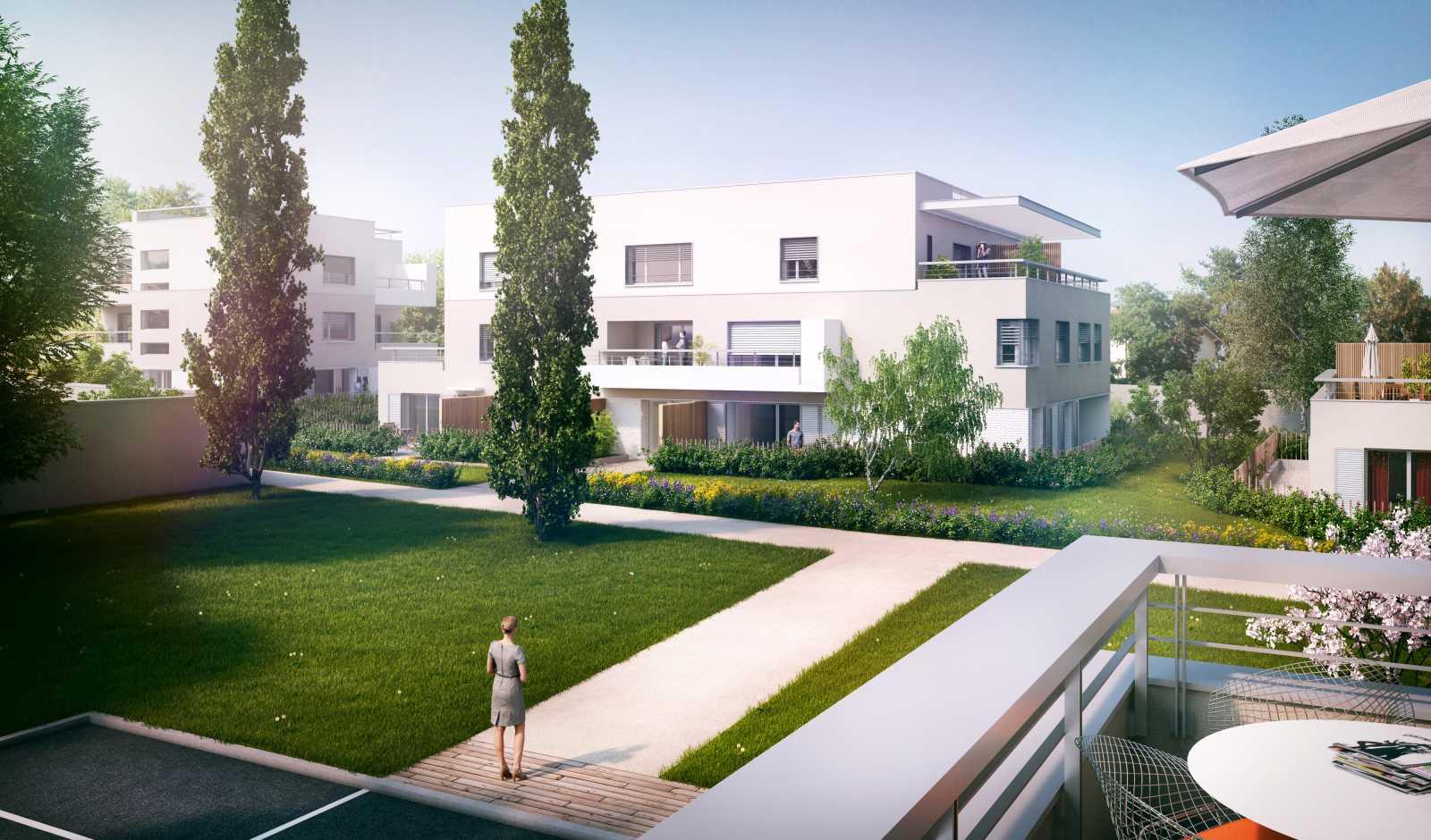 Les bruy res sier constructeur immobilier lyon for Constructeur immobilier