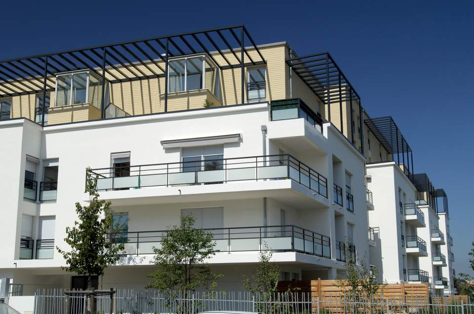 appartement neuf Le Jardin Impressionniste Bron