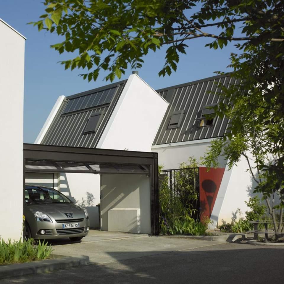 Les hauts de feuilly sier constructeur immobilier lyon for Constructeur immobilier