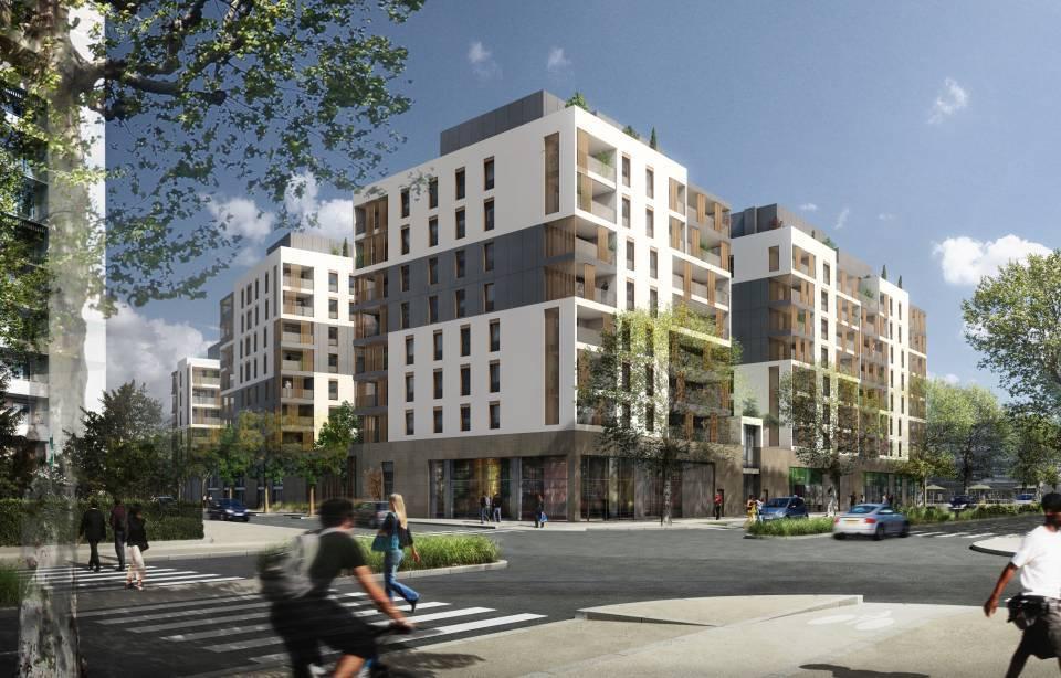 L 39 esplanade sier constructeur immobilier lyon promoteur for Constructeur immobilier